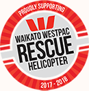 Westpac Rescue Helicopter supporter